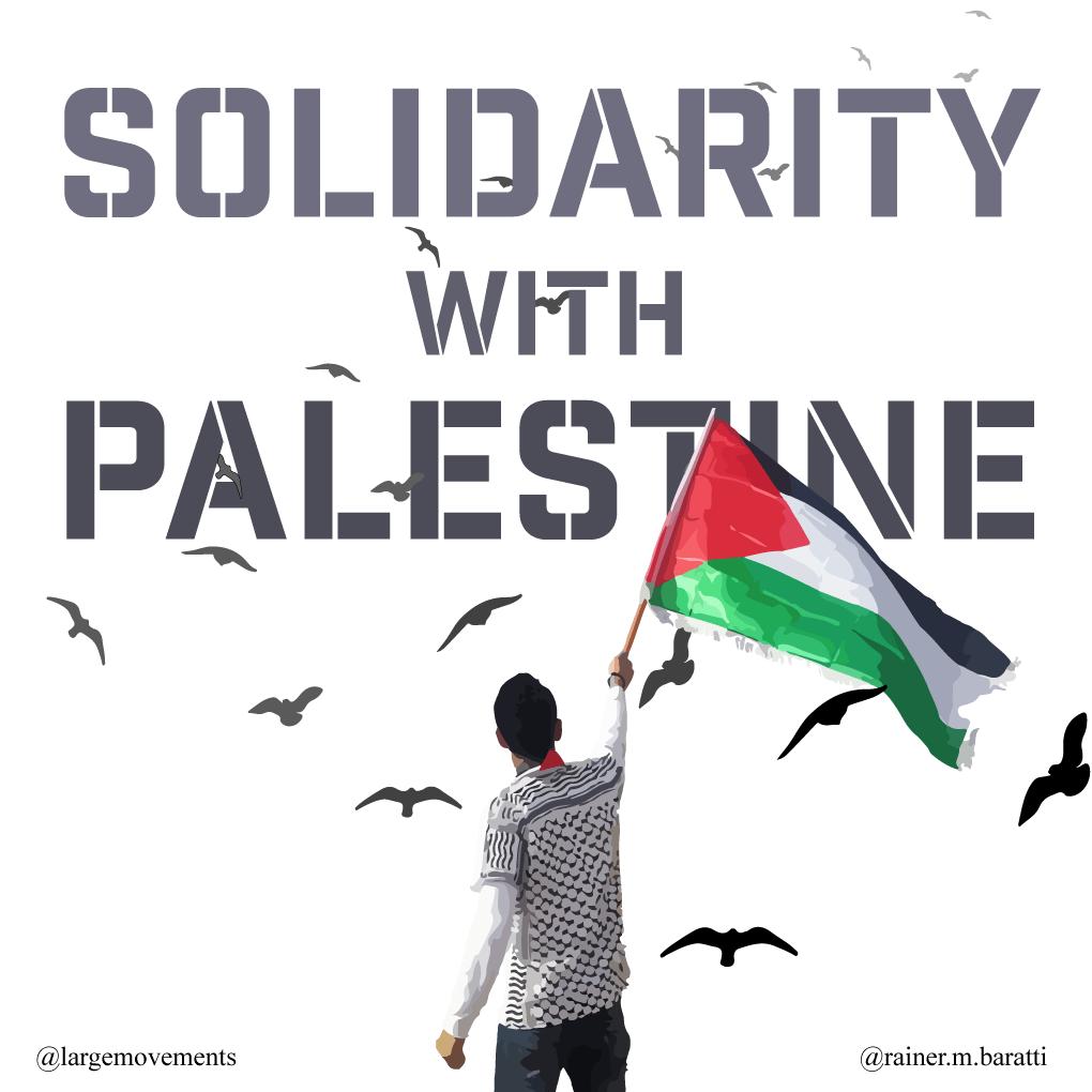 Solidarieta popolo palestinese 2020